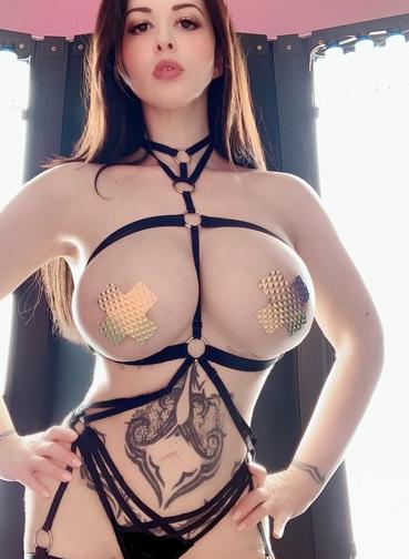 Tätowierte Frauen pornostar bilder