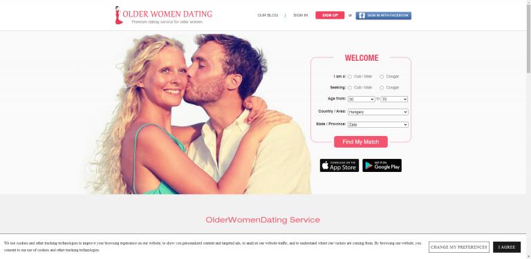 Dating seiten für ältere